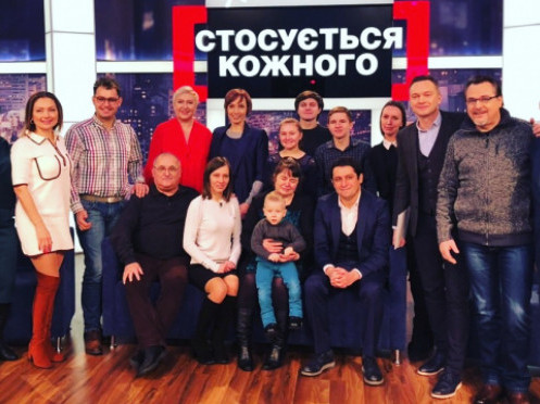 Юна дипломатка з Ковеля Марійка Мовчан знялася у шоу на телеканалі «Інтер»