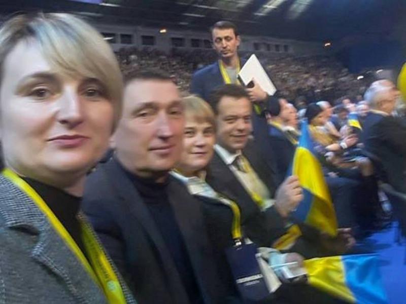 Віра Федосюк похвалилася фотографією з Олегом Кіндером