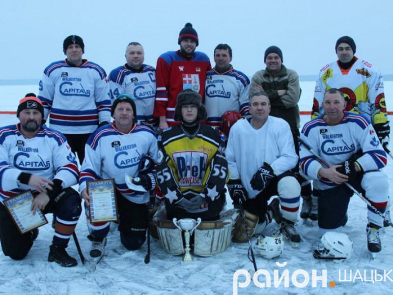 Ковельські хокеїсти стали переможцями турніру у Шацьку