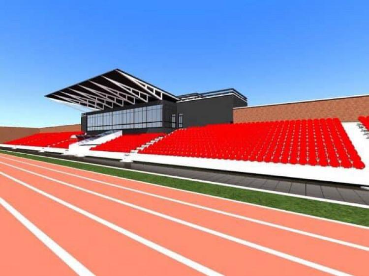 Реконструкція стадіону «Локомотив»