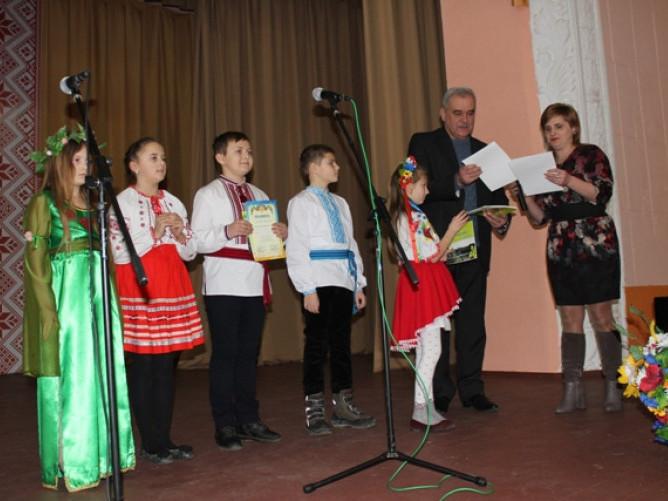 У Колодяжному відбувся конкурс читців Лесі Українки