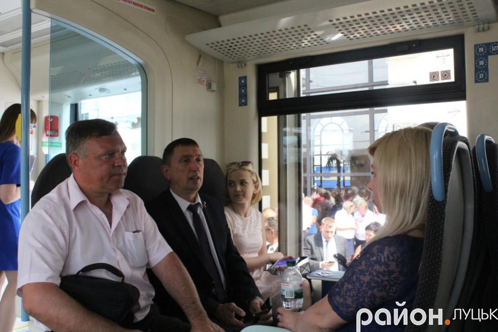«На старт: по сусідству з Ковельським міським головою Олегом Кіндером