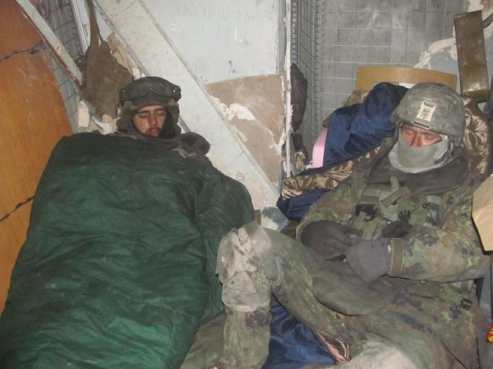 Зліва Стас Стовбан, праворуча - Вадим