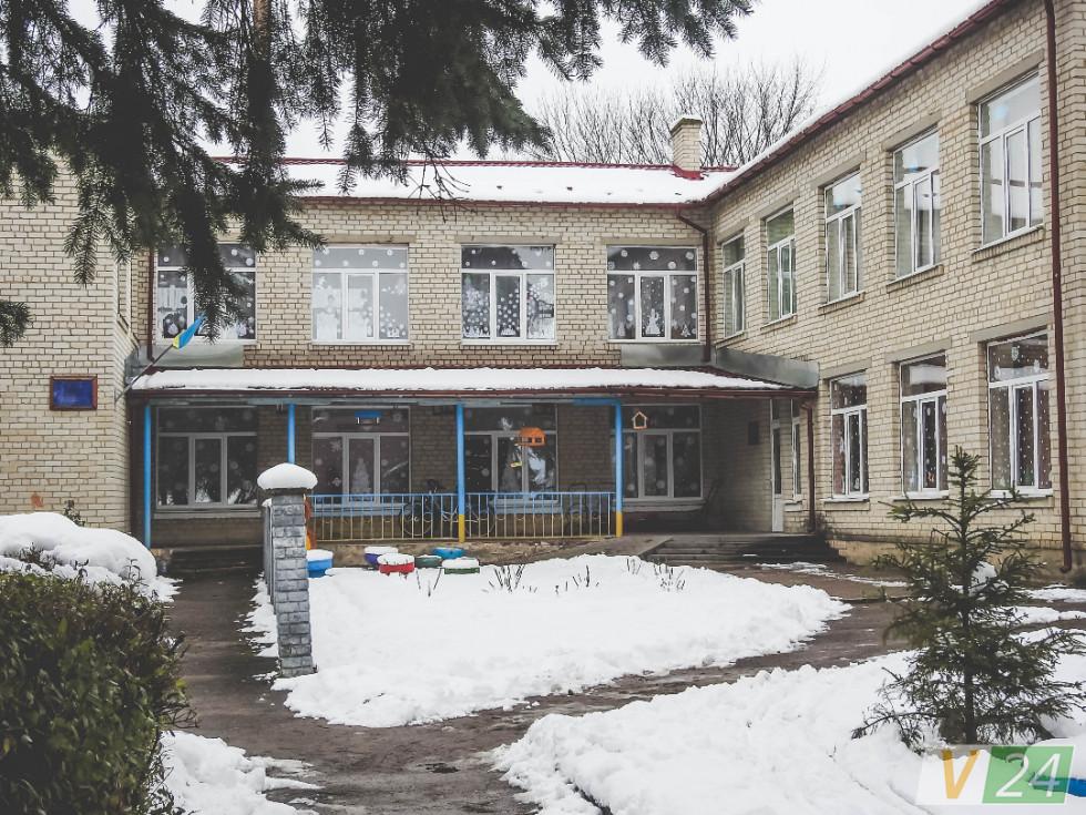 Дитячий садок у Андріївці