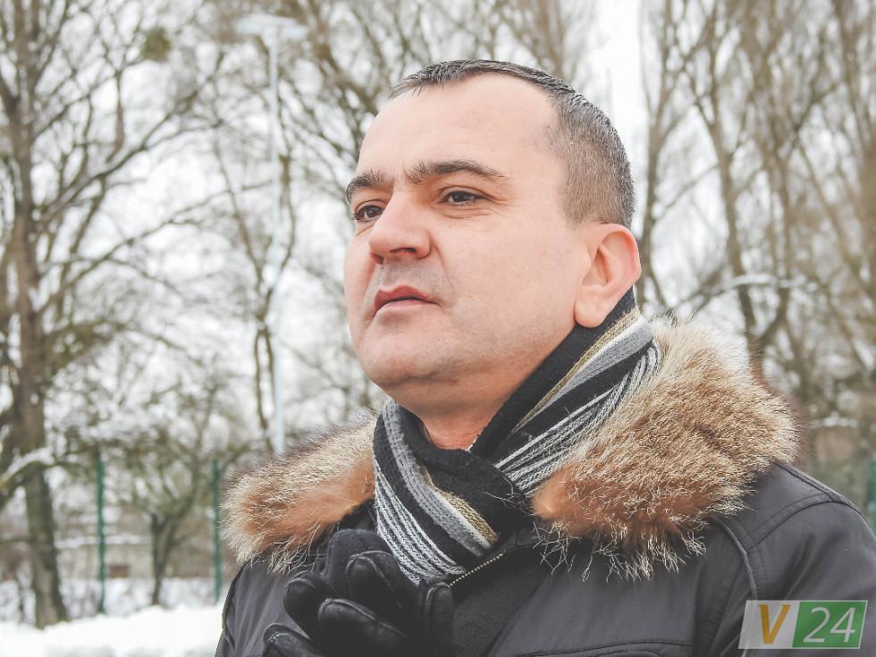 Павло Теодоровський, директор андріївської школи