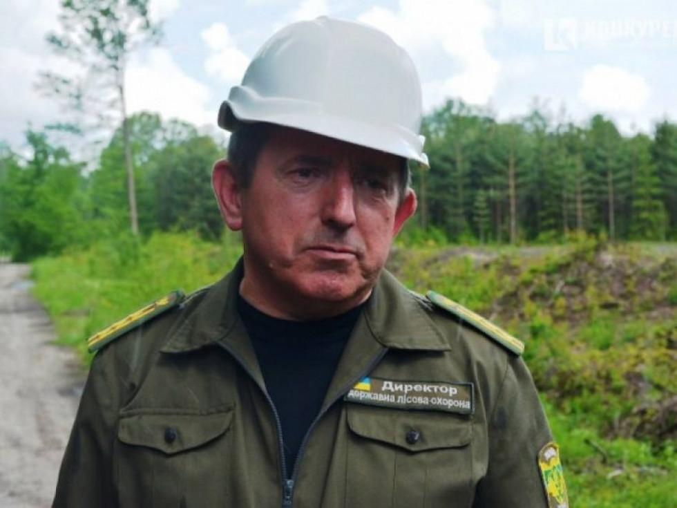 Володимир Данилюк. Фото: Конкурент