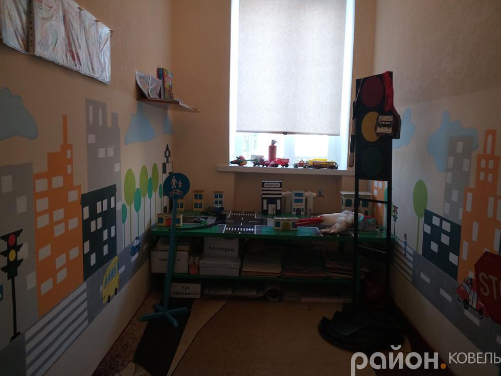 Кімната для вивчення правил безпеки