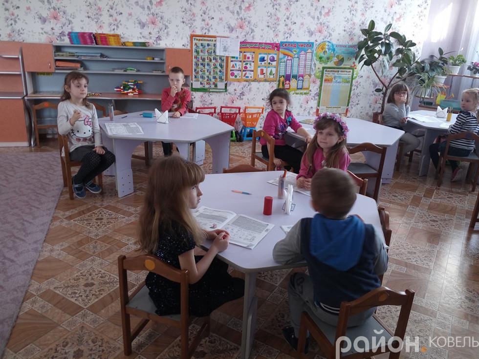 Кімната однієї із груп