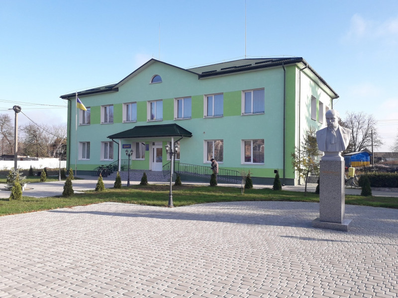 Дубівська сільська рада