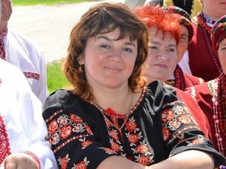 Галина Коляда