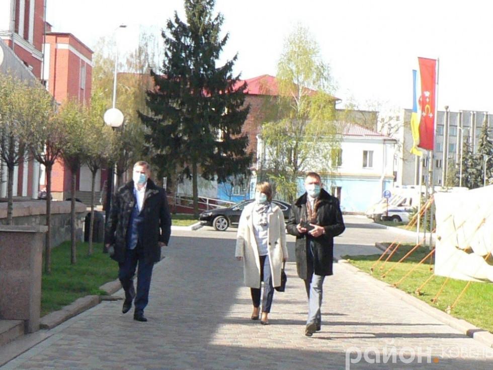 Валентин Вітер, Віра Федосюк і Олег Кіндер
