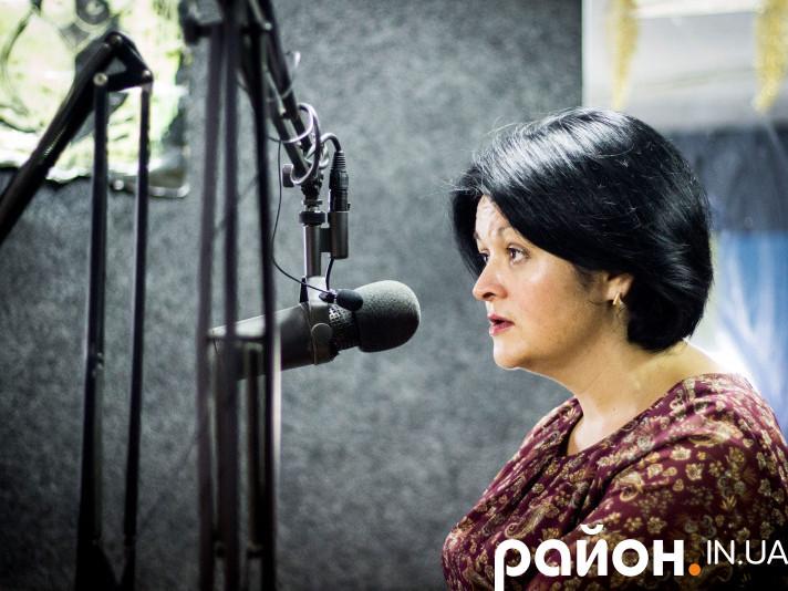 Оксана Кужель