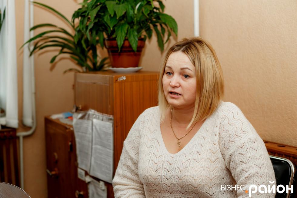 Валентина Чапко
